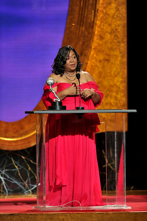 "The 42nd NAACP IMAGE AWARDS ""Affirming America's Promise""SHOW  was held at the Shrine Auditorium on March 4, 2011 Shondra Rhimes Valerie Goodloe"