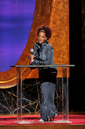 "The 42nd NAACP IMAGE AWARDS ""Affirming America's Promise""SHOW  was held at the Shrine Auditorium on March 4, 2011 Terry McMillan Valerie Goodloe"