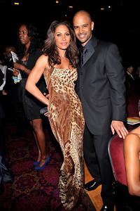 """The 42nd NAACP IMAGE AWARDS """"Affirming America's Promise""""SHOW  was held at the Shrine Auditorium March 4, 2011 Salli Richardson Whitfied and Dondre Whitfield Valerie Goodloe"""