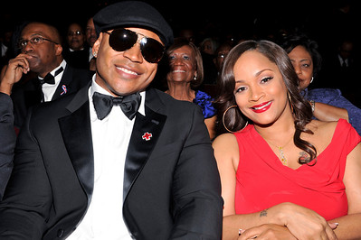 """The 42nd NAACP IMAGE AWARDS """"Affirming America's Promise""""SHOW  was held at the Shrine Auditorium March 4, 2011 Wife and LL Cool J Valerie Goodloe"""