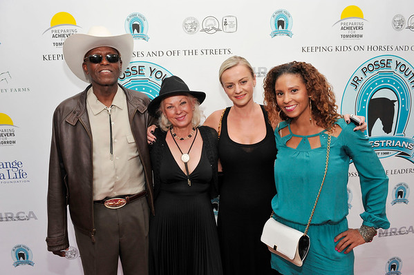 BURBANK: THE 7TH ANNUAL COMPTON JR POSSE FUNDRAISER DINNER GALA HELD AT THE LOS ANGELES EQUESTRIAN CENTER IN BURBANK CALIFORNIA ON MAY 17, 2014.(Photos by Valerie Goodloe