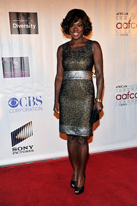 THE AFRICAN AMERICAN FILM CRITICS AWARDS Dinner, Awards Banquet hosted by Kevin Frazier was held at the AAFCA Clubhouse in Los angeles. Viola Davis, Octavia Spencer, Richard Roundtree, Bill Duke, Hill Harper, were among the many who attended and received awards on Sunday January 8, 2012. Valerie Goodloe