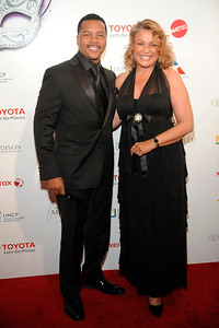 Wendy Gladney and husband Jerome Bean