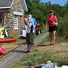 Michelle DeSoto did a great job organizing the first annual KayakAthon.
