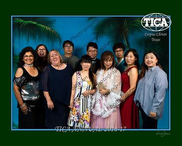 TICA Annual BQT17-015- O