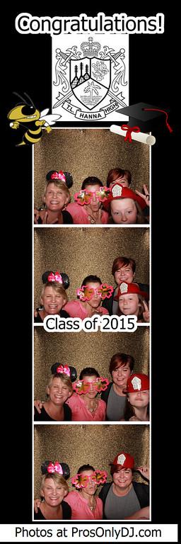 TL Hanna Graduation Party