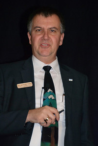 TLA Executive Director, Dwight Yochim