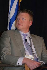 Jon Lok, panel moderator
