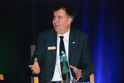 Dwight Yochim, Executive Director, TLA, and panellist.
