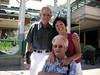 Bob, Jeanne and Jack.  A Jeanne Rushton photo.