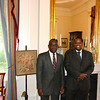 Clyde El Amin and W. Deen Mohammed II