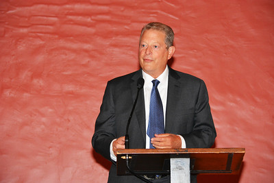 Al Gore, former Vice President of the United States