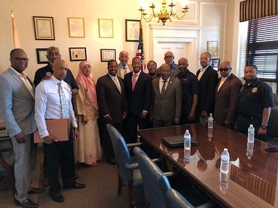 The Mosque Cares Visits New Jersey