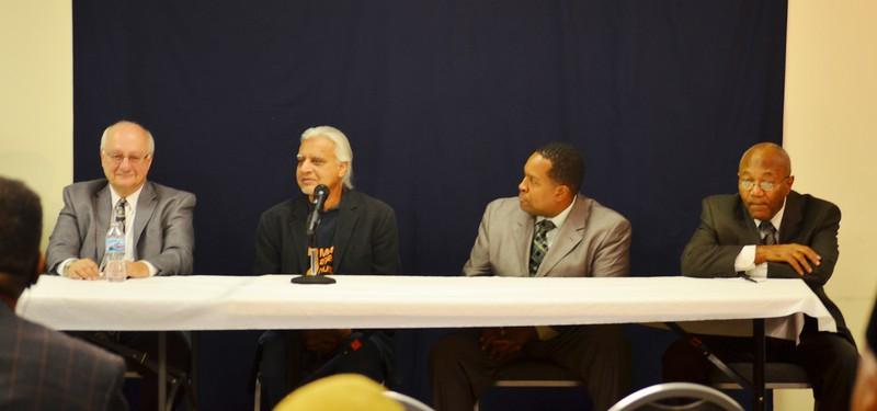Interfaith Partnership With The Hunger Van