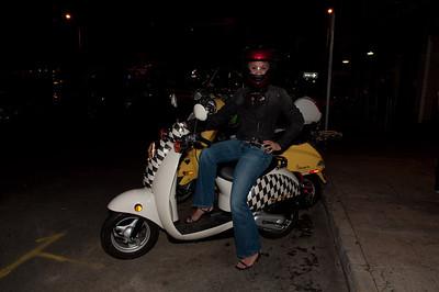 TMISC, Meltdown TMI Scooter Club