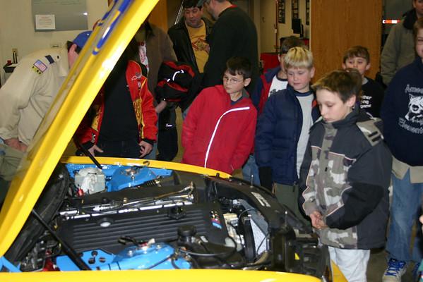TMS Race Shop Tour