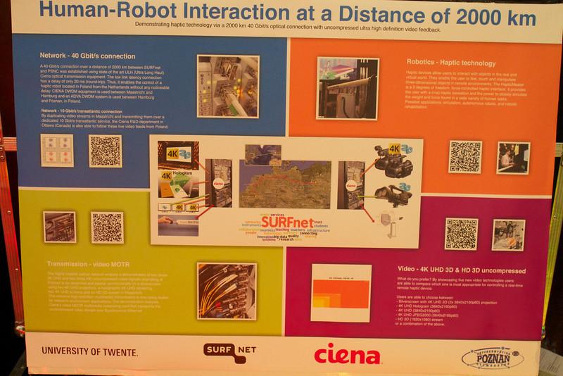 Haptic demo poster