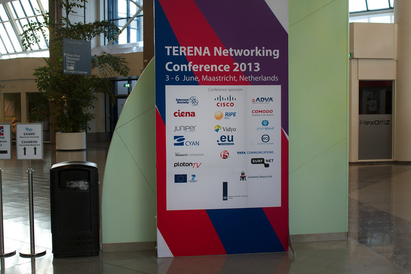 Welcome to the TERENA TNC2013 event in Maastricht  Netherlands