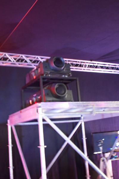 3D 4K video projectors.
