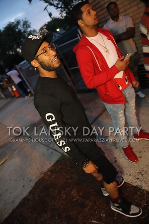 TOK LANSKY DAY PARTY REMIX FEAT. TROUBLE 05.06.18