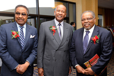 2009 12TH ANNUAL BLACK HISTORY CELEBRATION THURSDAY FEBRUARY 19, 2009. EMBRACING THE PAST CELEBRATING CHANGE FOR THE FUTURE.PRESENTED BY THE GREATER LOS ANGELES AFRICAN AMERICAN CHAMBER OF COMMERCE. CLARENCE B. JOHNSON, PHILLIP G. PRICE, CARL DICKERSON