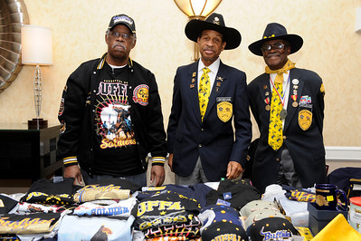 2009 12TH ANNUAL BLACK HISTORY CELEBRATION THURSDAY FEBRUARY 19, 2009. EMBRACING THE PAST CELEBRATING CHANGE FOR THE FUTURE.PRESENTED BY THE GREATER LOS ANGELES AFRICAN AMERICAN CHAMBER OF COMMERCE. KARL POINSETT BUFFALO SOLDIERS TROOPER LENNISTER K. WILLIAMS AND TROOPER JAMES COOPER