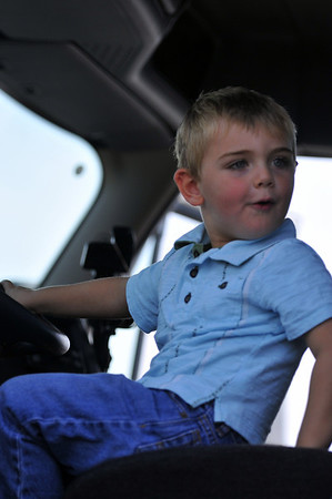 TOUCH-A-TRUCK  WESTERVILLE 8/17/2013