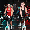 TOWN Astor Place Team Ride at Swerve Fitness<br /> New York City, USA - 03.13.14<br /> Credit: J Grassi