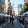 TOWN Astor Place and Anne Marie Salmeri Celebrate The Murray Hill Street Festival