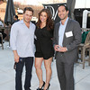 TOWN, Lyon, Ari and Chi Kick Off Summer on the TOWN West Village Rooftop<br /> New York City, USA - 06.19.14<br /> Credit: J Grassi