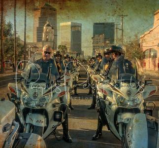 TPD Annual Fallen Officer Memorial 2016