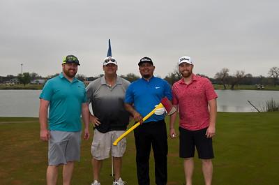TPFA Golf Tournament 2018