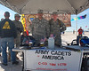 "Our U.S. military was well represented at the event, go to <a href=""http://www.armycadetsofamerica.org"">http://www.armycadetsofamerica.org</a> and let them know you appreciate them."