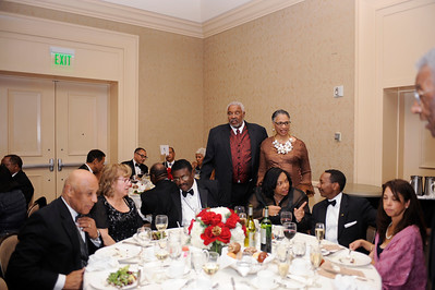 TRI BOULE HOLIDAY GALA, DECEMBER 6 AT THE BEVERLY HILTON HOTEL, 2014.