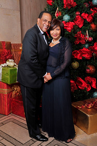 TRI BOULE HOLIDAY GALA, DECEMBER 6 AT THE BEVERLY HILTON HOTEL, 2014.  (Photos by Valerie Goodloe)