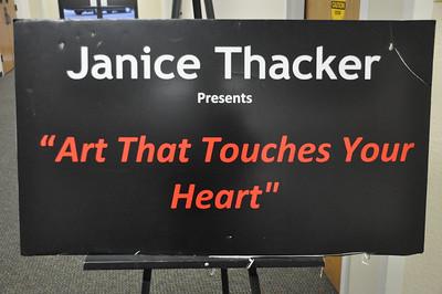 "TRIO Upward Bound -""Art That Touches Your Heart"" Feb 6, 2015"
