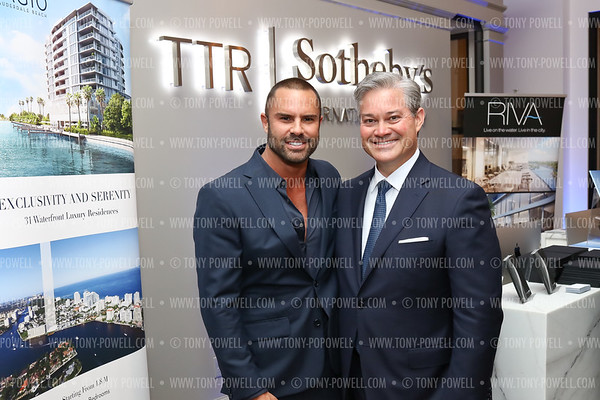TRR Sotheby's Miami Reception
