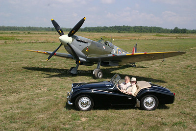 """TTCC Classic 2007 with the """"Spitfire"""""""