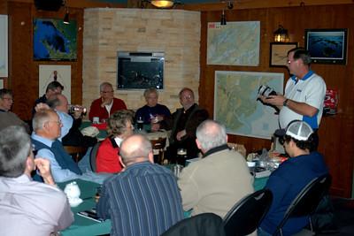TTCC Meeting Jake's Boat House 10/19/2010