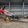 "NORTH AMERICAN P-51D MUSTANG - ""MAN O' WAR"""