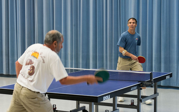 Table Tennis 6/6/13 - Wine Country Senior Games