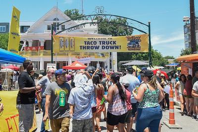 Taco Truck Throwdown 2018