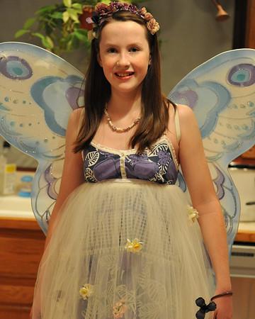 Gianna Esposito Scholarship with Take A Bow Halloween 2010