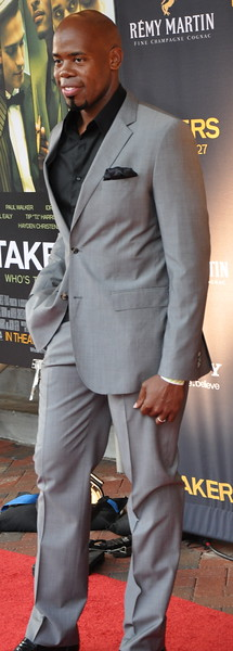 """""""Takers"""" Red Carpet Premiere"""