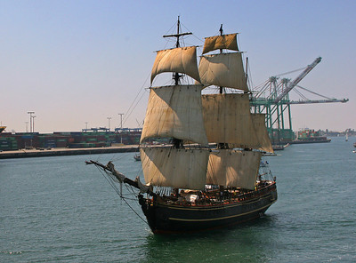 """The Bounty (as in """"Mutiny on the... )"""