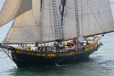 "The ""Spirit of Dana Point""."