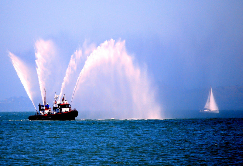 San Francisco Fire Boat