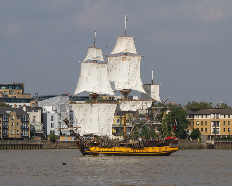 Tall Ships Festival - Royal Greenwich