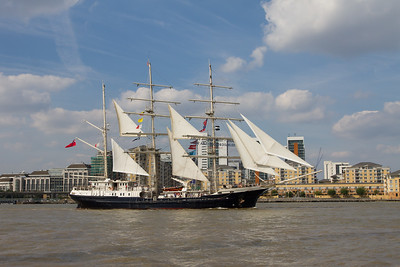 Tall Ships Festival - Royal Greenwich