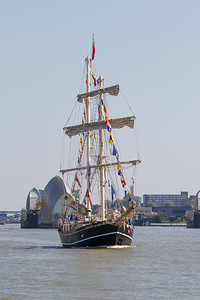 1992 - Lady of Avenel - Rigging Brigantine (UK)